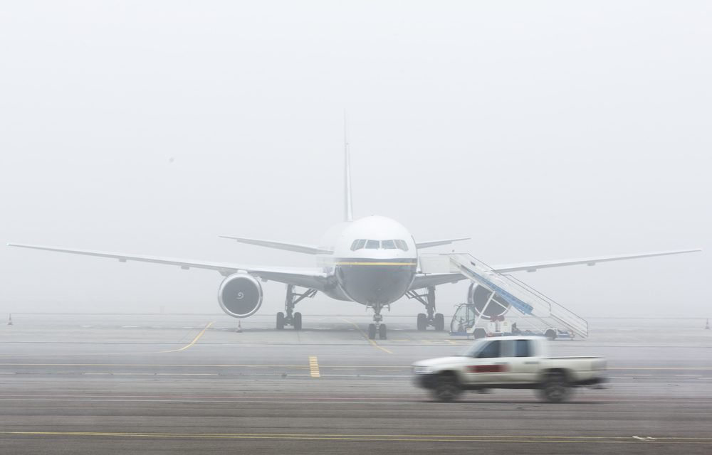 Fog Flight Delays