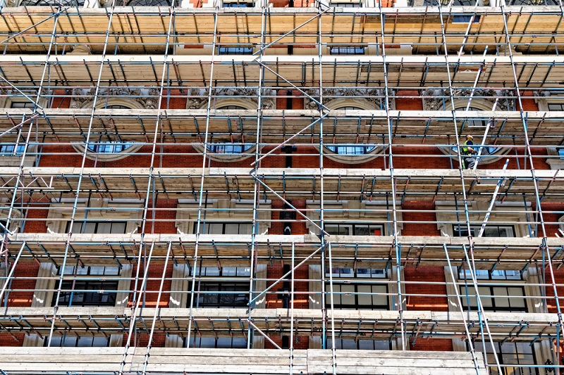 Building site accident claim guide