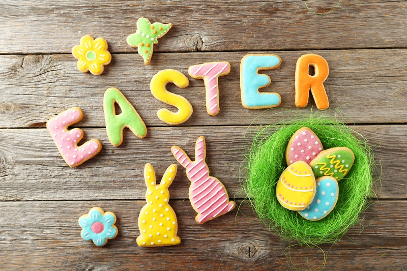 Image result for easter in the U.K