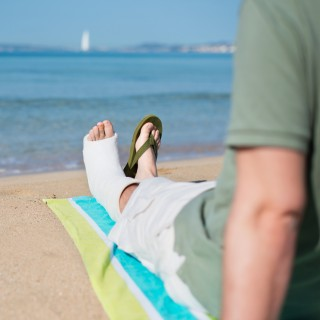 Can I claim compensation for an accident on holiday?