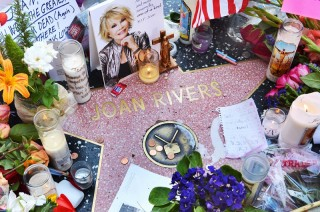 Joan Rivers Daughter Sues for Wrongful death