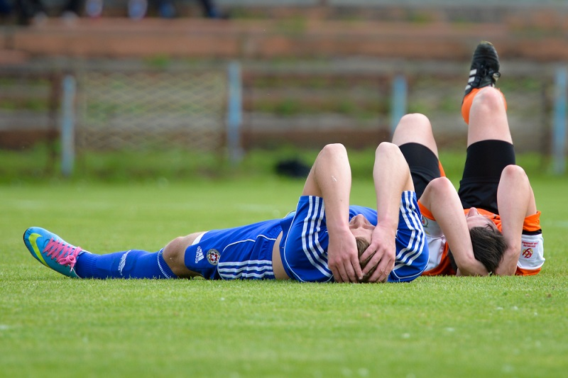 Football injury compensation claims