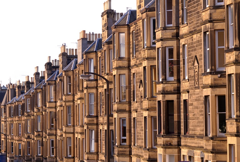 buying a house in scotland