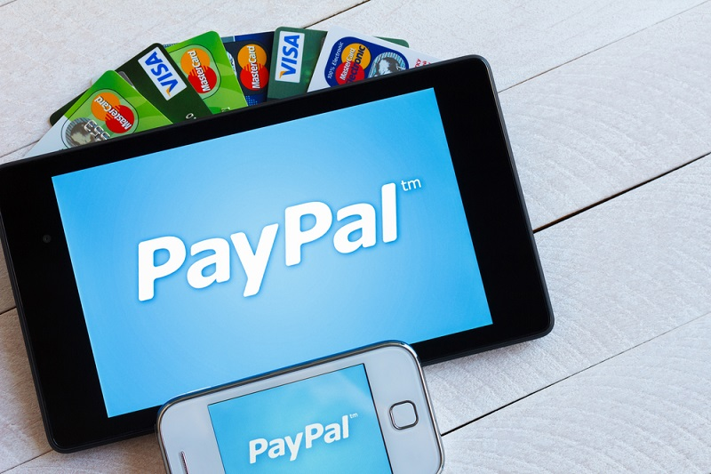 how to add money to paypal with credit card