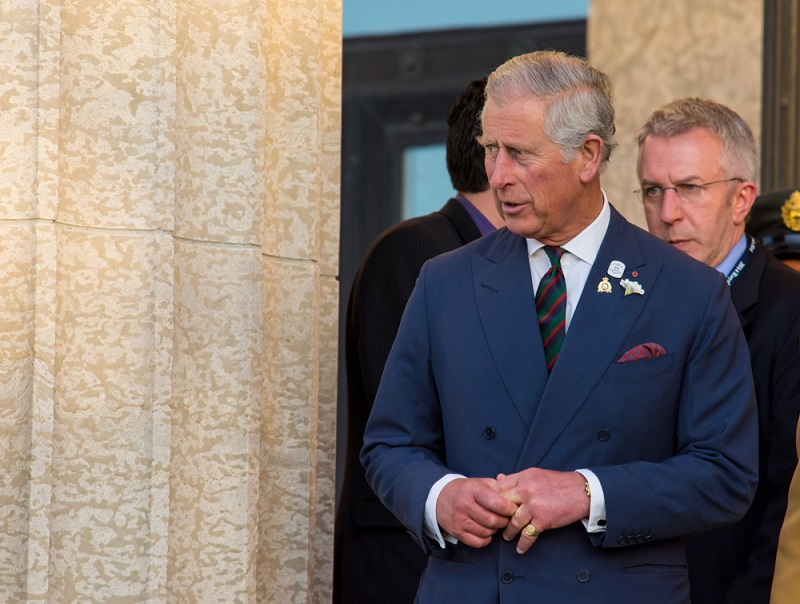 Prince Charles Letters to be released