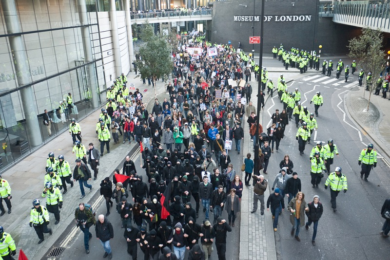 why-are-people-arrested-for-protesting-in-the-uk